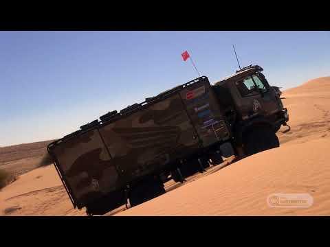 Iveco trucks in the Simpson Desert review | Earthmovers & Excavators