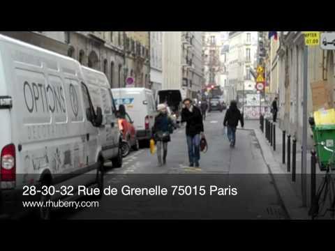 28-30-32 Rue de Grenelle 75015 Paris