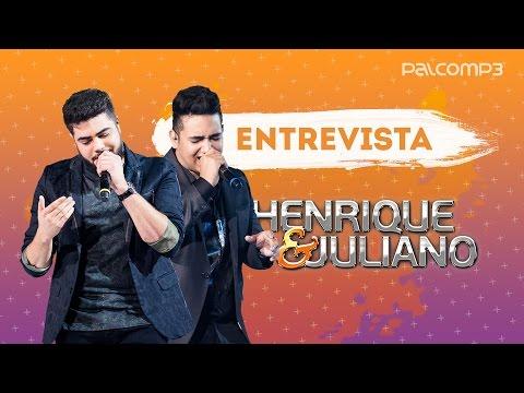 Entrevista Henrique e Juliano