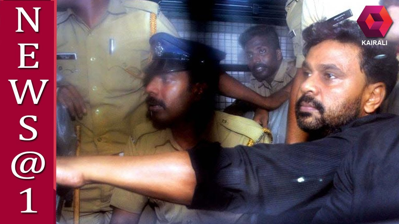 Dileep Moves Bail Plea in the Angamali Court