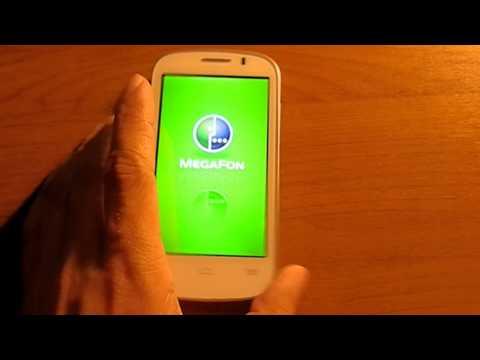 Megafon Optima/Alcatel  OneTouch Pop C3/Unlock Sim