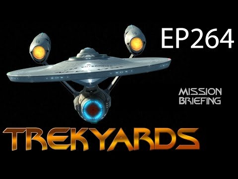 Trekyards EP264 - USS Enterprise (John Herd) (Fan)