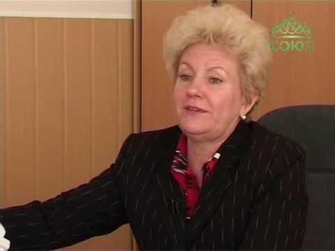 Глава города Кушва Галина Никитина - 2004 г.