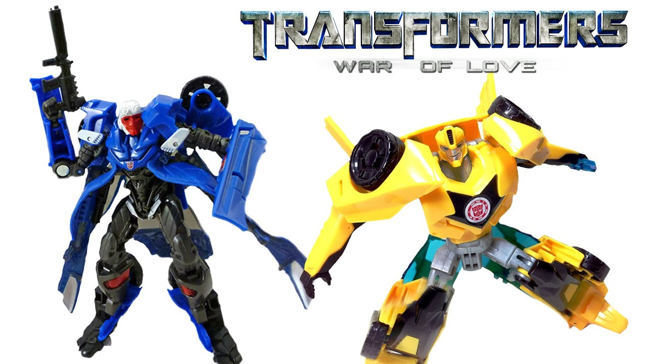 Transformers Toys Stop Motion 7