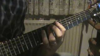 bob seger old time rock and roll guitar cover