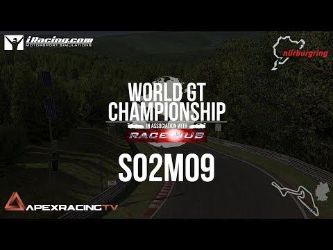 World GT Championship - S02M09 - Nurburgring
