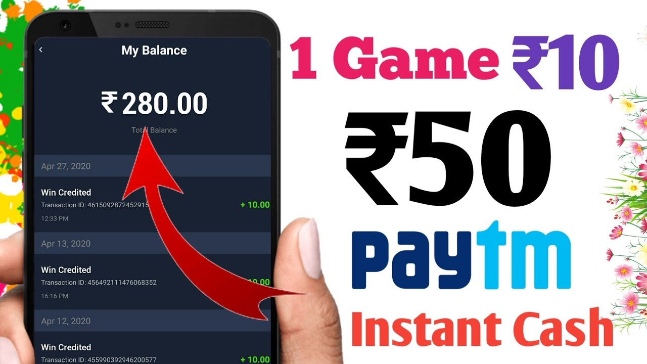 💥New Gaming Earning App 2020 | Earn Paytm Cash Without Investment | Play Games And Earn Real Money
