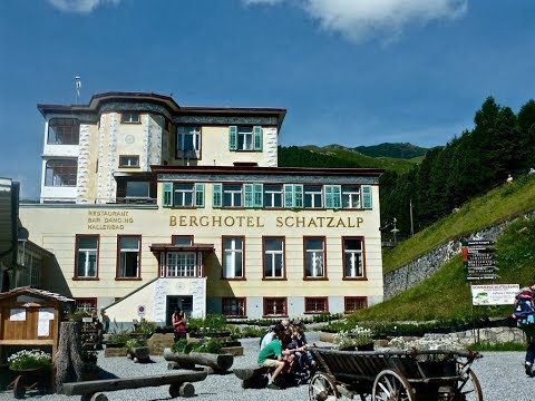 Davos │Schatzalp/Strela - Thomas Mann's 'Magic Mountain' Hotel