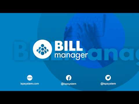BILLmanager | All-in-One Web Hosting & IaaS Billing Software