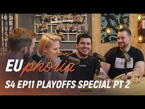 G2 & FNC | EUphoria Season 4 Episode 11 (Playoffs Special Part 2)