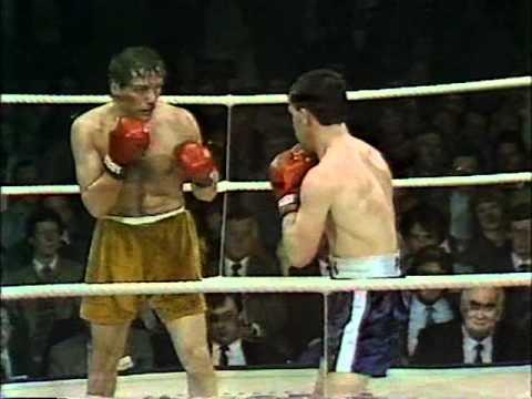 Kostas Petrou vs Tony Brown (2)