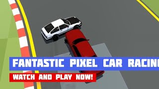 Fantastic Pixel Car Racing Multiplayer · Game · Gameplay