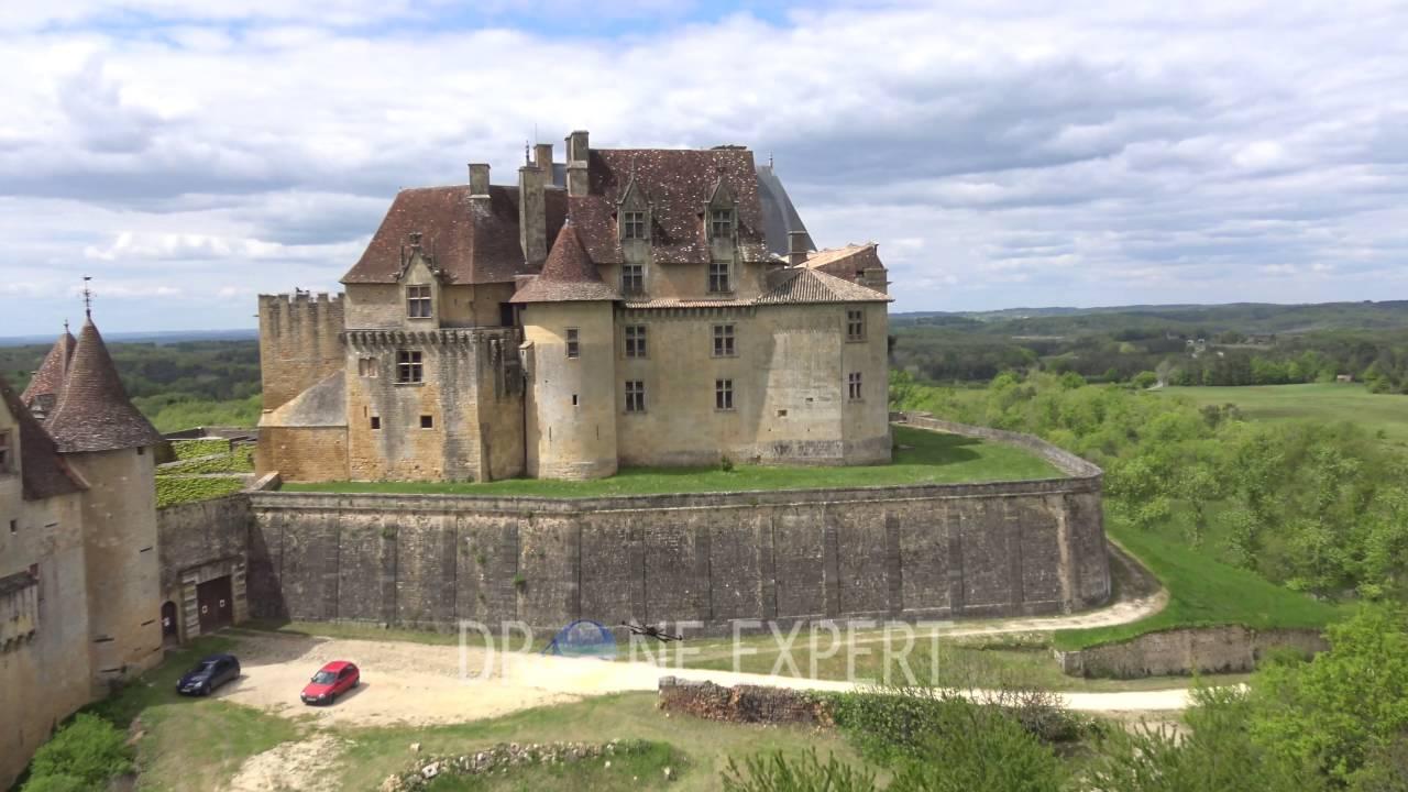 Ch U00e2teau De Biron Plan 8 - Dordogne  24  - Aquitaine