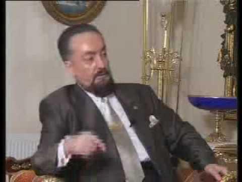 AN INTERVIEW WITH MR ADNAN OKTAR BY KON TV 1OF5