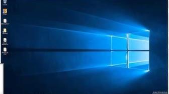 Tuto Windows 10 Connexion à distance