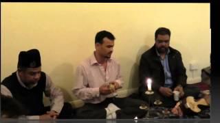 Afsor Khan:  Bondhu Dur Bideshe.