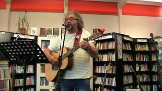 I'll Think of You by Brendan Hawthorne  at Gt Bridge Library Open Mic 17.5.18