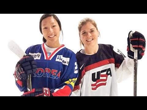 Sisters Compete on Different Winter Olympics Hockey Teams