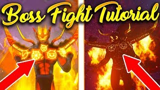 IW Zombies - Super Easter Egg Bossfight Tutorial! (Infinite Warfare Zombies Walkthrough)
