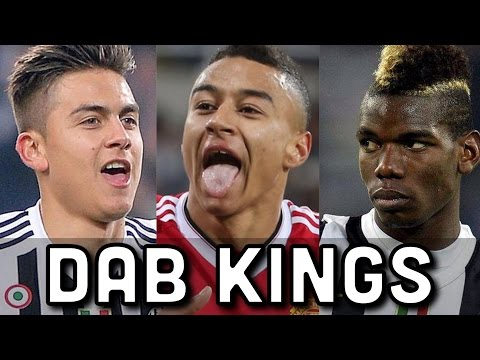 Dab Kings ● Pogba, Dybala, Lingard | HD