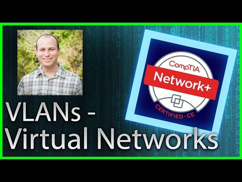 21 - Virtual Local Area Network (VLAN)