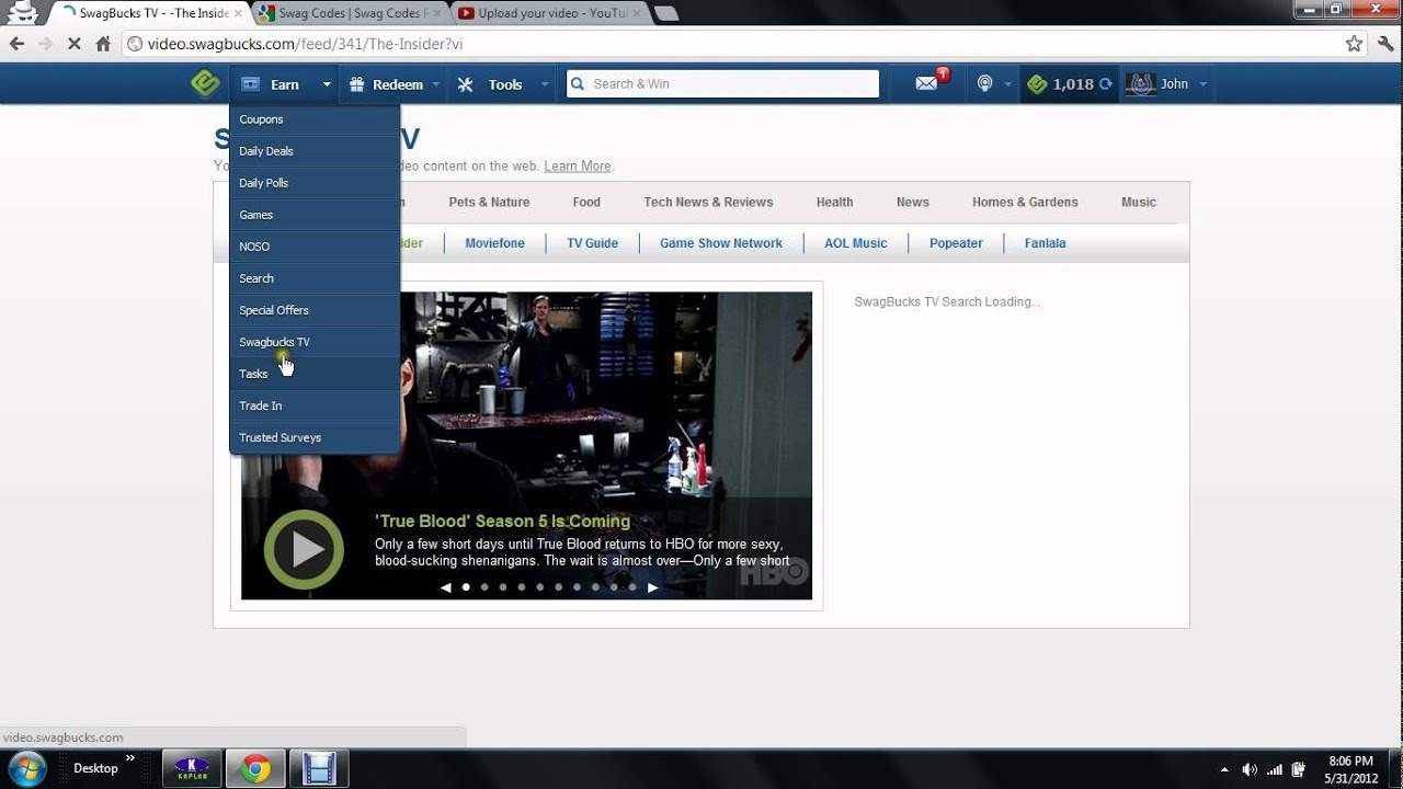 Earn 1000 swagbucks a day - The Swagbucks Guide Part 2 Tips And Tricks Get 200 Swagbucks A Day No Hacks Youtube