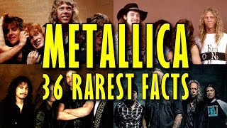 36 rare facts about metallica (advanced!) andriy vasylenko
