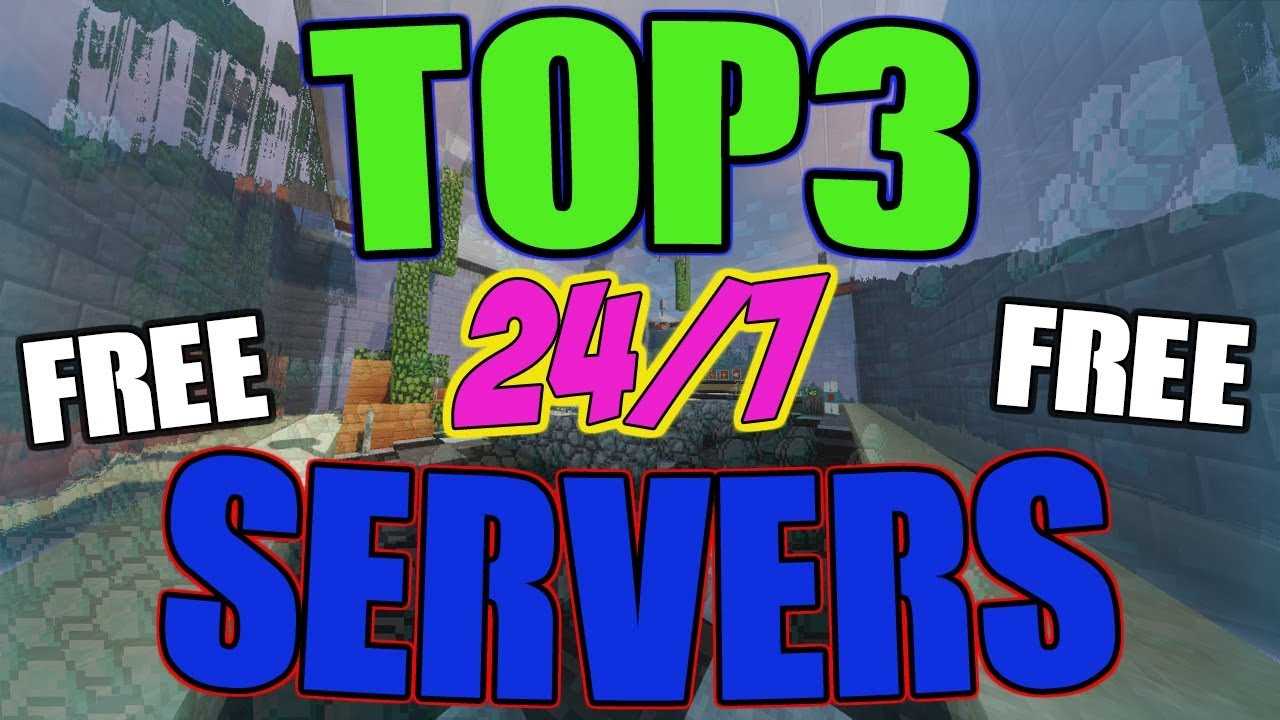 How To Get A Free 247 Minecraft Server Top 3 Free Hosting Server