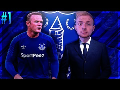 YOU MAKE MY FIRST SIGNINGS! EVERTON FIFA 17 CAREER MODE #1
