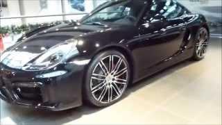 Porsche Cayman GTS 340 Hp 285 Km/h 177 mph * see also Playlist
