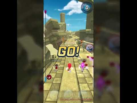 #sonic #Super #Mario #Run #Dash Number 1 Winning