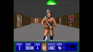 Wolfenstein 3D - Escape From Wolfenstein [Part 1]