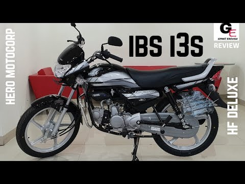 2019 Hero Hf Deluxe Ibs I3s Most Detailed Review Features Specs Price Youtube
