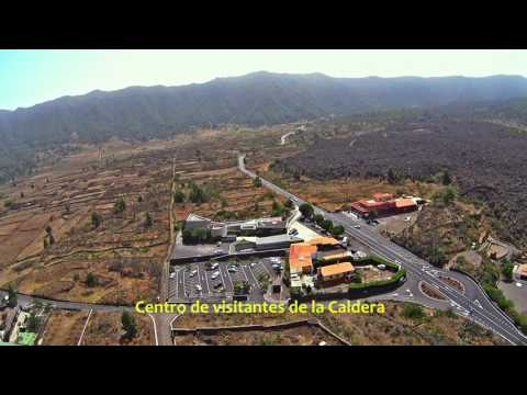 "VSC - Paisajes de la ""Reventón Trail"" El Paso - La Palma 2017, una prueba de valor HD"