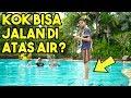 JALAN DI ATAS AIR PRANK | WALK ON THE WATER PRANK