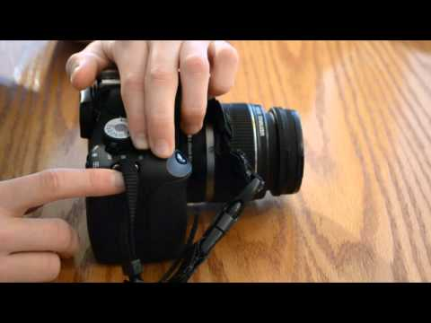 Canon EOS Rebel T1i Review and Hands On