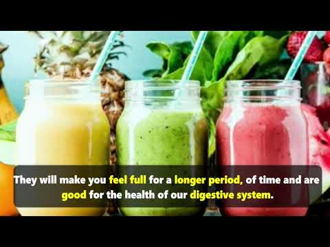 Weight Loss Smoothie Recipes To Lose Weight Fast! Natural Remedies mp4