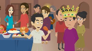 Catholic Kids Media - The Parable of the Wedding Banquet - Ordinary Time 28A