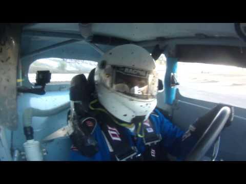 CDCRA Santa Maria Speedway LJ Billings 56v Rear View Heat 5-9-2015