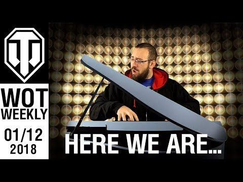 PC: World of Tanks Weekly #46 - That's Lo(t)za information!