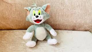 Hamleys Warner Bros Tom Plush Review 12 inch Hamleys soft toys shopping haul Best soft toy to buy