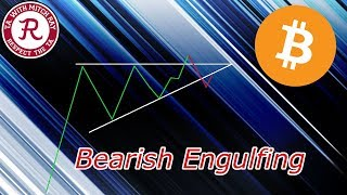 Bitcoin Live : BTC Daily Bearish Engulfing. MonkaS -  Episode 445 - Crypto Technical Analysis