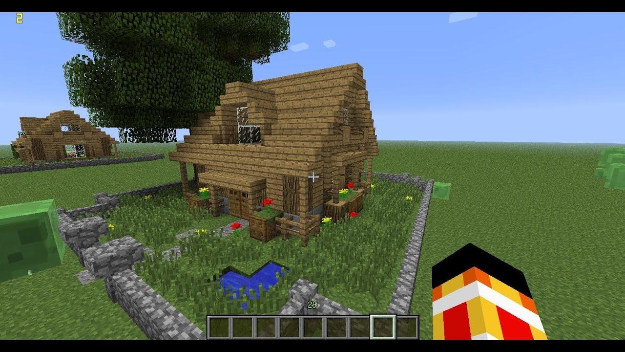 Minecraft Idees De Maison De Plage Belle