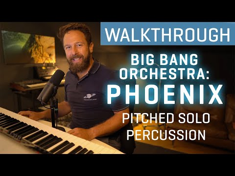 Big Bang Orchestra: Phoenix - Pitched Solo Percussion Walkthrough