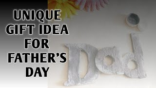 Unique Gift Idea For Father's Day + Diy Gift For Father's Day + Father's Day Gift Ideas| Craft Ideas
