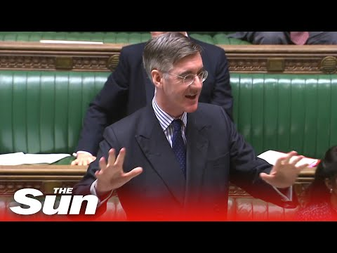 Jacob Rees-Mogg: 'broad, sunlit uplands' await the UK