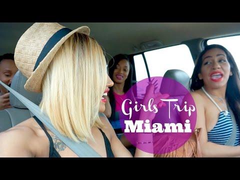 Miami Girls Trip!! Part 1