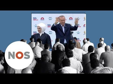 TURKIJE: Alleen online maakt oppositie een kans