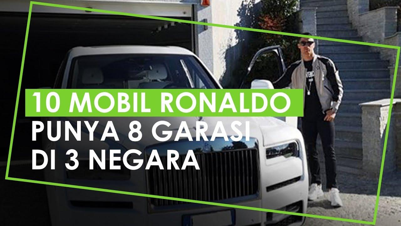 10 Mobil Mewah Christiano Ronaldo Yang Termahal Rp32 7 Miliar